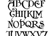 Fonts /