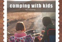 Camping / by Nicole Ishii-Skadburg