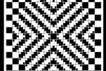 Quilts: Black, White, and...