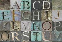 A B C D E F G ...