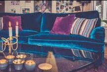 Sweef.se Velvet Inspiration / Sweef är bäst på sammetsmöbler till bra pris och hög kvalite! Sweef.se/14-sweef-lyx