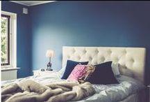 Sweef.se Bedroom Inspiration / Mysig sovrumsinspiration från Sweef.se.