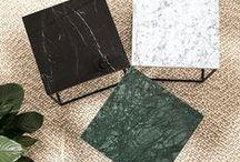 Sweef.se Marble Inspiration / Sweef har marknadens finaste marmorbord till de bästa priserna! Beställ Jaguaren soffbord i tre storlekar och fyra färger på Sweef.se.
