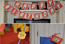 Bday party - For Little Man