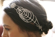 ~Lovely Veils + Headpieces~ / Vintage Veils and Lovely Pieces / by Hustle Your Bustle