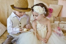~Mini-lovelies~ / Absolutely Adorable Flower Girls / by Hustle Your Bustle