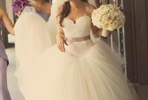 ~Ball Gown Wedding Dresses~ / Classic #BallGowns / by Hustle Your Bustle