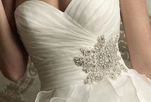 """~Wedding Sashes~ / We are simply swooning of these, """"just the perfect touch bridal."""" #sashes. / by Hustle Your Bustle"""