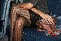 TIGHTS: Celeb style! / by MyTights