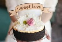 ~Sweet Treats Wedding Desserts~ / Yummy Wedding Desserts  / by Hustle Your Bustle