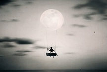 tell.it.to.the.moon. / As a little girl, I would always look at the Moon from my bedroom window before falling asleep! Adore the Moon! xo