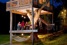 Treehouse - Kid-friendly