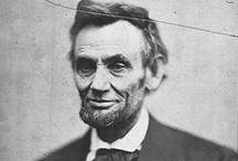 president.lincoln. / ~ Favorite President ~