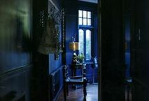 Interior Spaces / by Lydia Falconnier