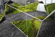 Garden ideas / by Lydia Falconnier