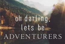 adventure. places.