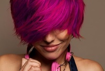 Hair Envy! - Colour / Gimme a head with hair! Bright, Colourful Hair! / by Tasha Johnson
