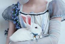 go.ask.alice. / Always Chasing the White Rabbit............