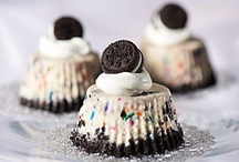 Oreos - The Ultimate Cookie! / Look at all the delicious stuff you can make with Oreos! / by Tasha Johnson