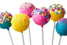 Cookie and Cake Pops / Everything taste better on a stick... / by Tasha Johnson