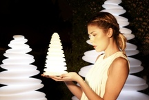 COLLECTION CHRISMY / Chrismy is a new collection of Teresa Sapey for VONDOM.  Chrismy LED RGB with Remote Control!  Enjoy your christmas with Chrismy. / by Vondom