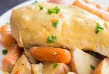 Crock Pot Meals/Freezer Meals/Make Ahead Meals