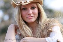 Cowgirl / by Patt Brittain