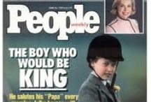 people.royalty.mags. / People Magazine Covers from Princess Diana to the New Baby to Be!!