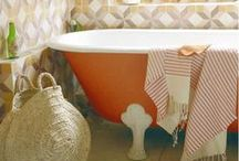 "b.is.for.bathroom. / Seriously...as long as there is A ""TUB""....I am Happy!! Love My Bubble-baths!!! / by ~~ Cathleen ~~"
