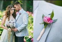 ~Boutonniere'n~ / by Hustle Your Bustle