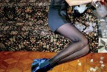 How to wear: Coloured Tights / by MyTights