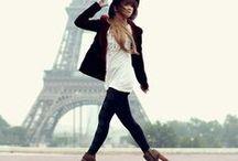 TREND: Paris - C'est chic / by MyTights