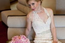 Used Wedding Dresses Under $2,500 / #HustleYourBustle / by Hustle Your Bustle