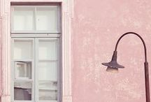 Rose poudré / #Rose #poudré, #couleur #rose #PINK #oldpink
