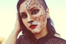 Halloween makeup / by Evgenia Valieva
