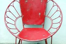 Vintage I ♥ / #vintage #objets