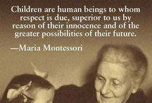 Caleb <3 : Montessori  / by B R