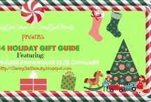Holiday Gift Ideas (2014) / Ideas