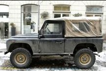 Land Rover Defender and Series