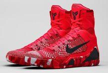 Basketball Shoes / Nike, Jordan, Under Armour, and Adidas, B-Ball shoes