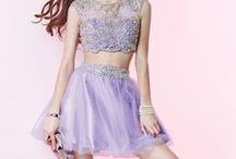 Purple Princess / Purple Dresses - The perfect, purple dress is fit for a princess. Purple is the color of royal, after all. See one you love? Come visit us in Orlando to come see hundreds of incredible styles in person. / by So Sweet Boutique