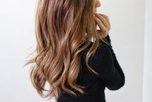 #HAIRGOALS / Pretty hair and getting there