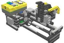 Robot love -- FIRST Lego League, ev3, team building, FLL, FTC, FRC
