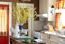 Kitchen / The kitchen is the heart of the home.