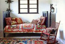 Decor / whether it's an entire room or a snippet of a space. Home decor pictures and ideas I love.