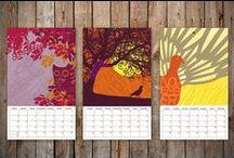 Calendars / What can I say? I love calendars