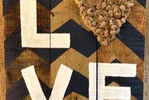 Craft Ideas / by Angel Evans