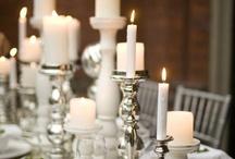 Candles / by Weddingish