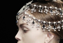 Tiaras & Hair Accessories / by Weddingish