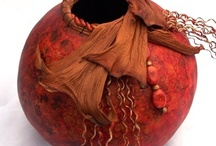 For the Love of Gourd Art / gloria'sgourdart.com and Gloria's Gourd Art facebook page / by Gloria Christian